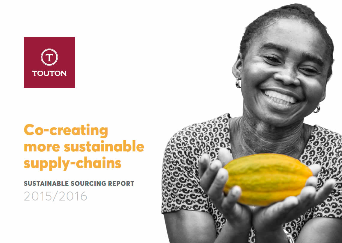 2015/16 Sustainable Sourcing Report